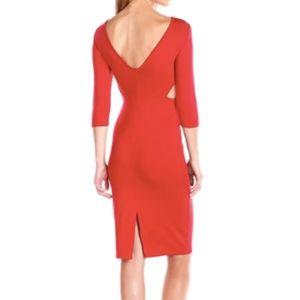 Rachel Pally Arianne Dress Rosso - L